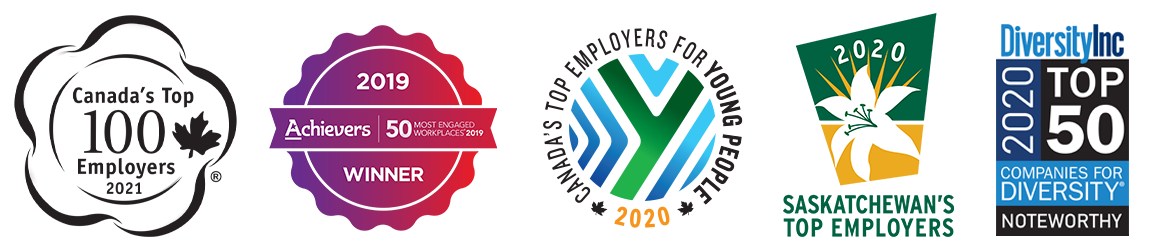Employer Awards Badges 2020