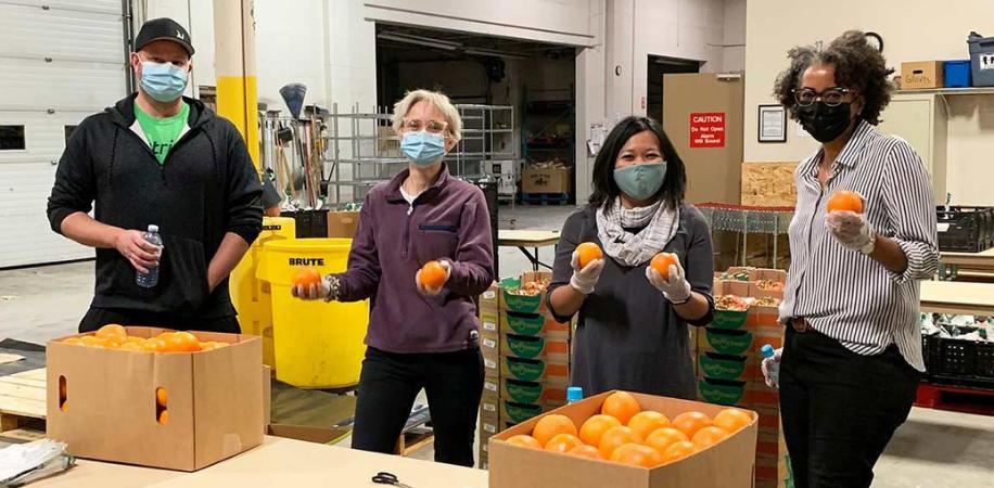 Nutrien - Calgary Volunteers