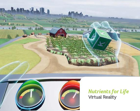 Nutrients for Life Virtual Reality