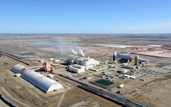 Nutrien Rebalances Potash Operations