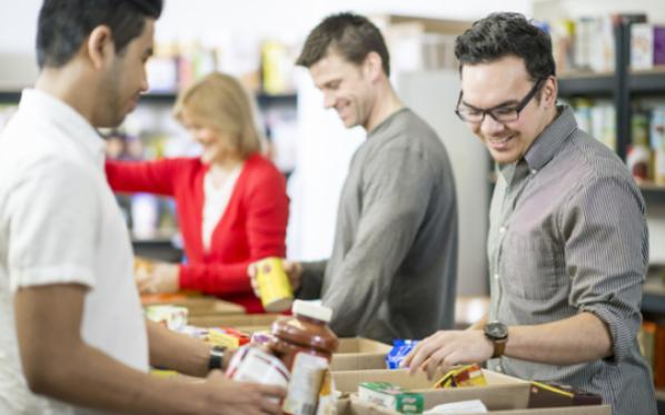 Food Banks Campaign Helps Feed the Future