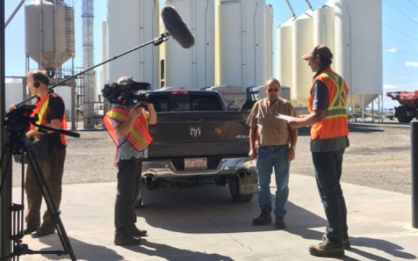 Nutrien Featured in National TV Show