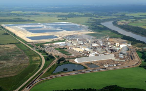Exciting project reduces emissions at Redwater