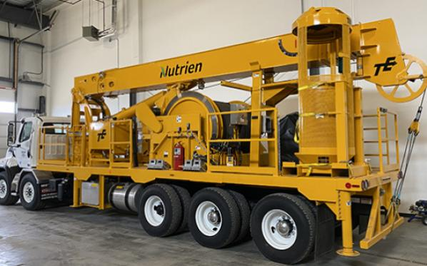 New rescue truck raises the bar on safety at Potash sites