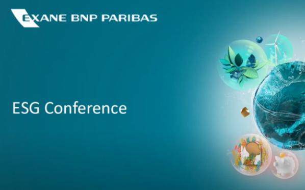 ESG Presentation to Exane