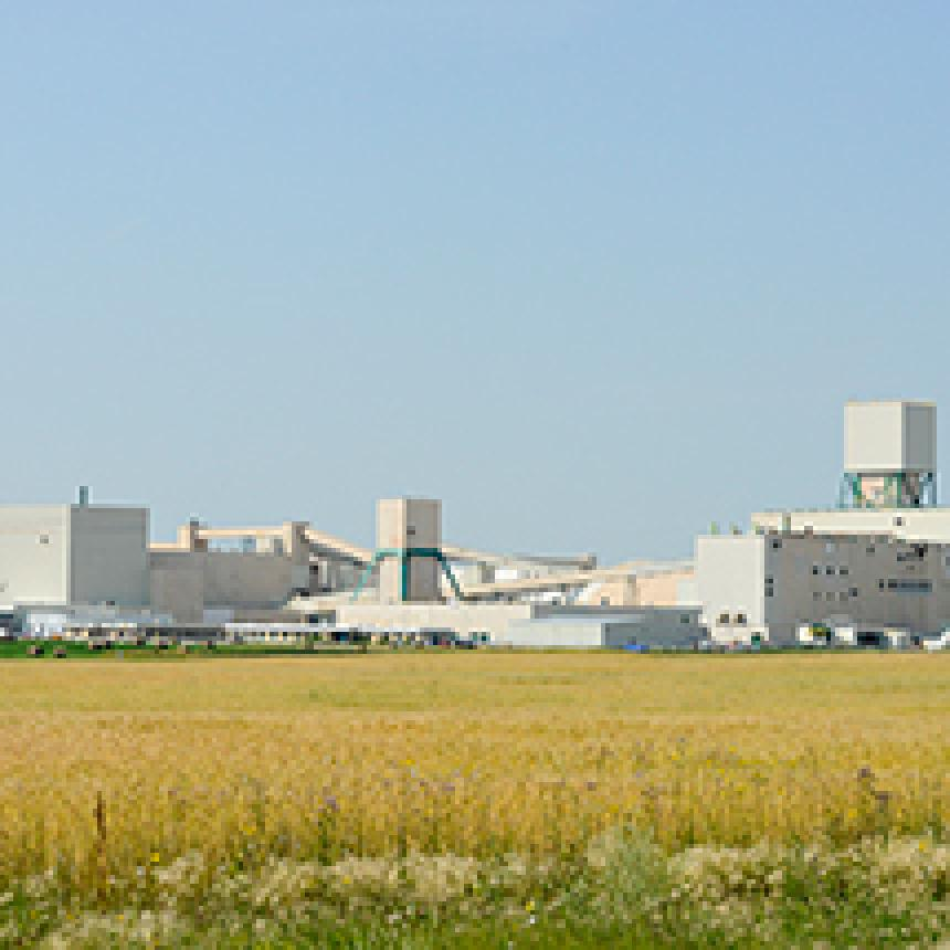 Cory Potash Facility