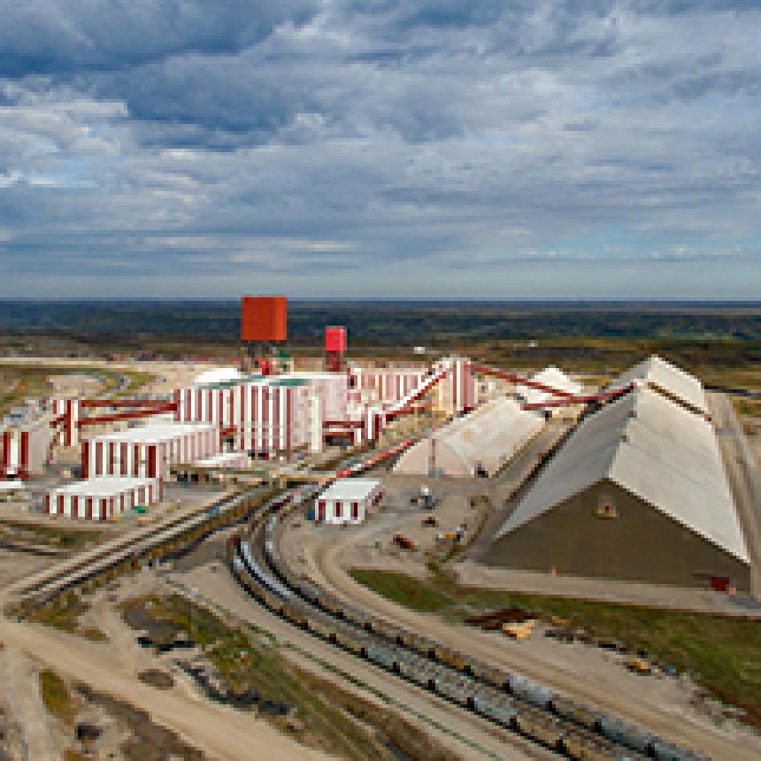 Rocanville Potash Facility