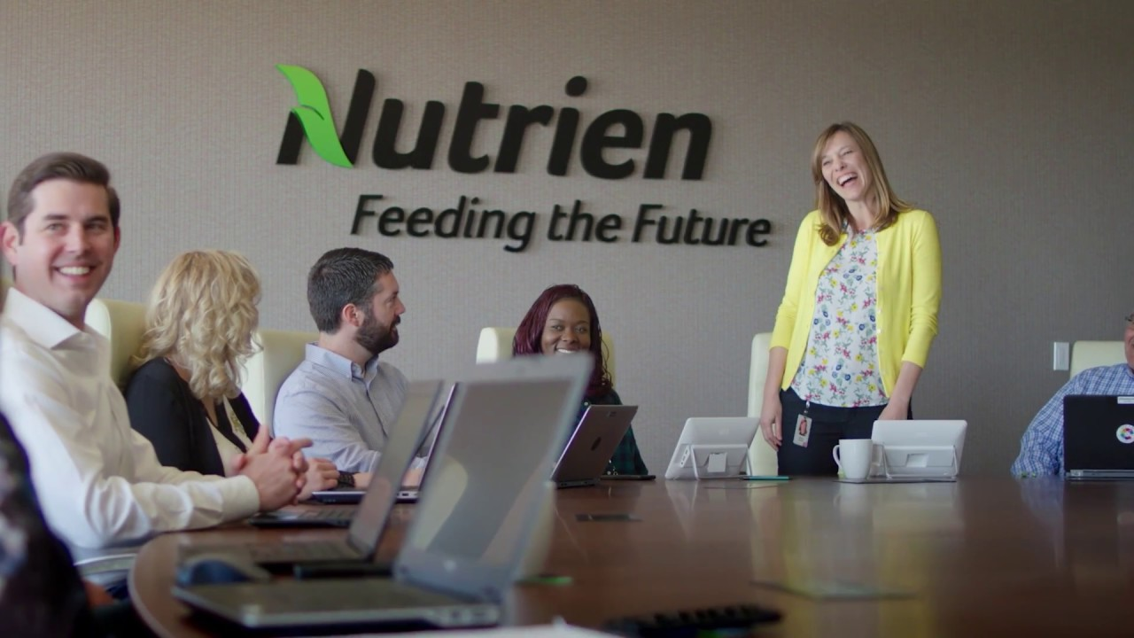 Nutrien's Purpose: Grow our World from the Ground Up